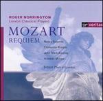 Mozart: Requiem, Ave Verum Corpus, Etc. / Norrington, London Classical Players, Et Al