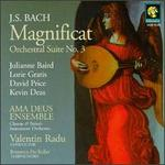 Bach: Magnificat In D; Orchestral Suite No.3
