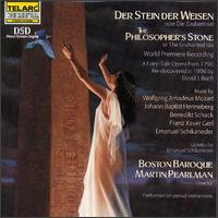 The Philosopher's Stone - Alan Ewing (vocals); Chris Pedro Trakas (vocals); Jane Giering-de Haan (vocals); Judith Lovat (vocals); Kevin Deas (vocals);...