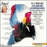 W.a. Mozart: Salzburg Symphonies