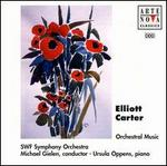 Carter: Concerto for Piano and Orchestra / Concerto for Orchestra / Three Occasions