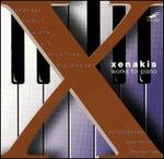 Xenakis: Works for Piano, Vol. 4