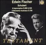 Schubert: 8 Impromptus D 800 & 935; 6 Moments musicaux D 780