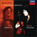 Brahms: Three Violin Sonatas