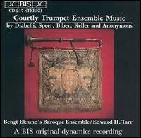 Courtly Trumpet Ensemble Music - Bengt Eklund (trumpet); Jan Johansson (double bass); Lars-G�ran Carlsson (trombone); Lars-G�ran Carlsson (trumpet);...
