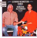 Leonard Bernstein :Songs