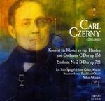 Carl Czerny: Konzert f�r Klavier zu vier H�nden und Orchester Op. 153; Sinfonie No. 2 Op. 781