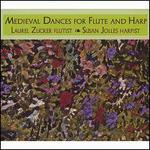Medieval Dances for Flute and Harp