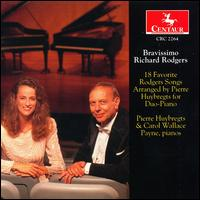 Rodgers: Works for 2 pianos - Pierre Huybregts (piano)