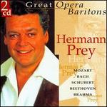 Great Opera Baritones: Hermann Prey