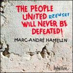 Rzewski: The People United Will Never Be Defeated!