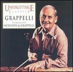 Unforgettable Classics-Grappelli
