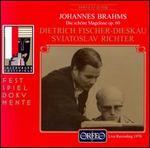 Brahms: Die sch�ne Mageleone, Op.60