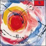 Capriccio: Mid-Century Music for Clarinet