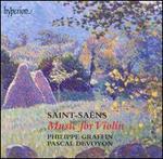 Saint-Sadns: Music for Violin