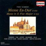 Schubert: Mass in E flat major; Tantum Ergo
