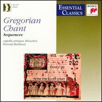 Gregorian Chant Sequences - Capella Antiqua M�nchen (choir, chorus)