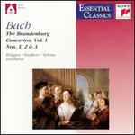 Bach: Brandenburg Concertos, Vol. 1: Nos. 1-3