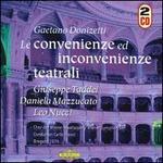 Donizetti: Convenienze & Incovenienze Teatrali