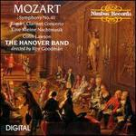 Mozart: Symphony No. 40; Basset Clarinet Concerto; Eine Kleine Nachtmusik