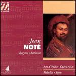 Jean Not� Historical Recordings 1902 - 18