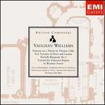 Ralph Vaughan Williams: Fantasia on a Theme by Thomas Tallis; Five Variants of Dives and Lazarus; etc.