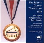 Seventh Cliburn Competition, 1985