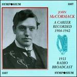John McCormack Rare Recordings 1904-42