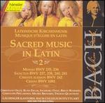Bach: Sacred Music in Latin, Vol. 2