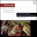 Palestrina: Missa Ut, re, mi, fa, sol, la, etc.