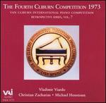Van Cliburn Competition 1973