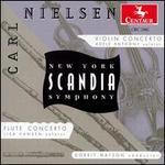 Nielsen: Flute Concerto / Violin Concerto