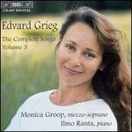 Grieg: The Complete Songs, Vol. 3