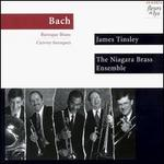 Bach: Baroque Brass