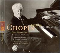 Rubinstein Collection, Vol. 69 - Artur Rubinstein (piano)