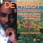 Stravinsky: The Rite of Spring; The Firebird Suite