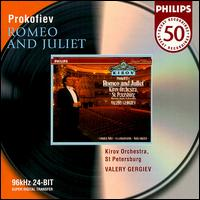 Prokofiev: Romeo and Juliet - Mariinsky (Kirov) Theater Orchestra; Valery Gergiev (conductor)