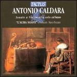 Caldara: Sonatas for cello