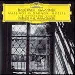 Bruckner: Mass No. 1 in D Minor / Motets-the Monteverdi Choir / Wiener Philharmoniker / John Eliot Gardiner