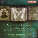 Schnittke: Symphony No. 8; Suite from 'The Census List'