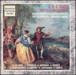 C. P. E. Bach: Phyllis und Thirsis & Other Instrumental Chamber Music