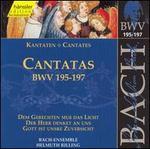 Bach: Cantatas, BWV 195-197