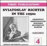 Sviatoslav Richter in the 1950s Vol. 4
