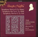 Haydn: Symphonies Nos. 6-8