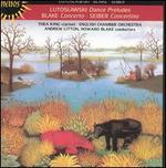 Lutoslawski: Danse Preludes; Blake: Concerto; Seiber: Concertino