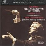 Bach: the Brandenburg Concertos (Complete 1-6)