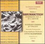 Mahler-Symphony No 2, 'Resurrection'