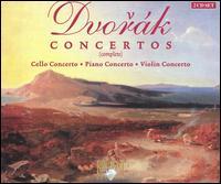 Dvor�k Concertos (Complete) - Rudolf Firkusny (piano); Ruggiero Ricci (violin); Zara Nelsova (cello); Saint Louis Symphony Orchestra;...
