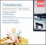 Tchaikovsky: Piano Concerto 1 Op. 23 / Violin Cto in D Op. 35