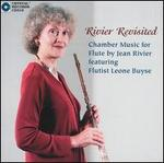 Rivier Revisited: Chamber Music for Flute by Jean Rivier